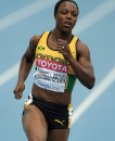 Campbell-Brown wins 200m gold - 2011 Track &amp; Field Worlds