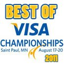 Best of the 2011 Visa Championships