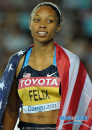 US women win gold in 4x400 relay - 2011 Track &amp; Field Worlds