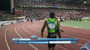 Best of 2011 Yohan Blake runs #2 all-time &amp; WL in 200m - 2011 Diamond League Brussels