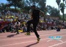 Usain Bolt Mt. SAC Clinic Highlights