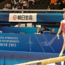 Elisabeth Seitz on Beam