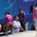 Martha Karolyi at 2011 Worlds