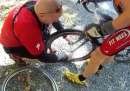 Iron Cross - SRAM NRS Wheel Change-Cam
