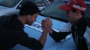 Justin Lindine VS Jeremy Durrin ARM FIGHTING!