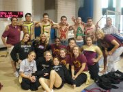 Texas State Gymnastics Club