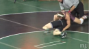 Sal Mastriani of Don Bosco Prep pins Manny Markantone of The Kiski School, Beast of the East Round 1