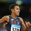 Manzano Named USATF Athlete of the Week
