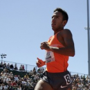Manzano takes on the World in Paris 1500m
