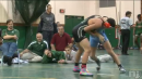 Joe Esposito of St. Augustine defeats Jorge Lopez of Delbarton, Mustang Classic 138lb semis