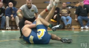 Anthony Tancs of Brearley defeats Matt Sulkowski of Howell, Mustang Classic 195lb semis