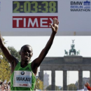 CANOVA PREDICTS MARATHON WORLD RECORD IN SPRING
