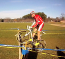 Nate Morse Cyclocrossworld Barrier Hop Bay State CX