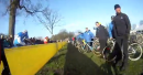 Hoogerheide World Cup Helmet Cam Highlights (Part 1)