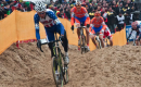 USA/ Canadian Riders Men's Race World Cyclocross Championships  Koksijde, Belgium