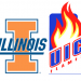 No. 13 UIC at No. 2 Illinois