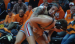 Jordan Oliver shows Logan Stieber Who's Boss...for now