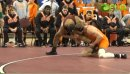 165 Dallas Bailey, Oklahoma State vs Bubby Graham, Oklahoma