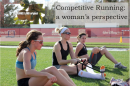 Competitive Running: a woman's perspective (orange land #1)