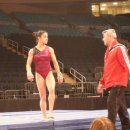 American Cup 2012 Podium Training