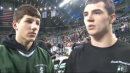 Anthony Ashnault and Scott DelVecchio talk about South Plainfield&#039;s finals run