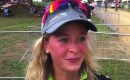 Emily Batty 2nd at 2012 Pietermaritzburg World Cup