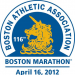 2012 Boston Marathon & B.A.A. 5k/Invitational Road Mile
