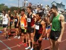 Start of Elite Mile