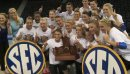 Florida wins 2012 SEC Title