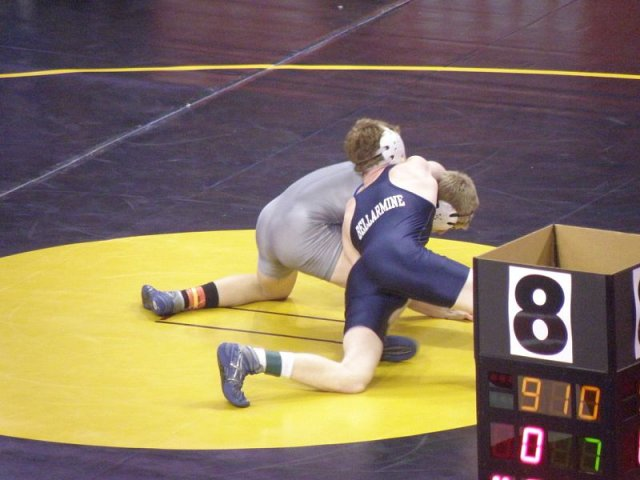 BOOM !! Danny Chaid 2011-2012 Wrestling Highlights