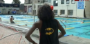 Alysia Montano hits the pool