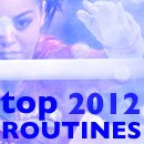 Top Performances of the 2012 NCAA Gymnastics Season