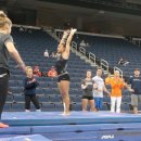 Kytra Hunter  2012 NCAA All Around and Vault Champion