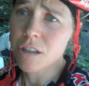 Cohutta 100 - Amanda Carey 2nd - Puffy Eyes