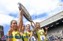 Oregon 1st Place (17:29.00) College Women's 4x1500 Championship of America