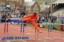 Clemson 1st Place College Men's Shuttle Hurdles Championship of America
