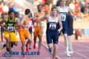Penn State 1st Place (3:18.47) College Men's Sprint Medley Championship of America