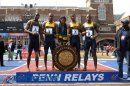 UTech 1st Place (1:21.71) College Men's 4x200 Championship of America