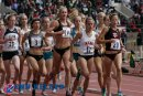 Molly Beckwith 1st Place (4:36.71) Olympic Development Women's Mile Run