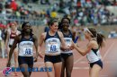 Villanova 1st Place (11:01.03) College Women's Distance Medley Championship of America