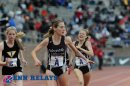 Tatnall 1st Place (11:28.86) High School Girls' Distance Medley Championship of America