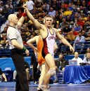 2012 Stanford Wrestling NCAA Highlights