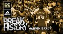 Breaking History: Marvin Bracy, The Workhorse