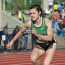 2012 Oregon Twilight Meet: Bridget Franek, Steeplechase Winner