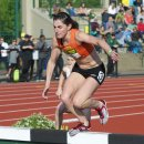 2012 Oregon Twilight Meet: Lois Keller, 4th in the Steeplechase