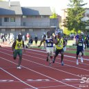 2012 Oregon Twilight Meet: Ryan Hamilton Beats Markus Wheaton and De&#039;Anthony Thomas in the 100 Meter