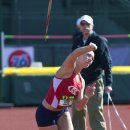 2012 Oregon Twilight Meet: Tiffany Forbito, 5th in the Javelin