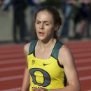 2012 Oregon Twilight Meet: Kimber Mattox, 5th in the Steeplechase