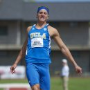 2012 Pac-12 Decathlon: Dominic Giovannoni, 5th Overall, in the Long Jump