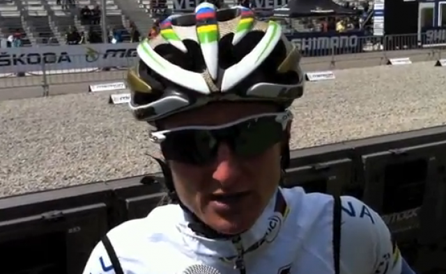 Catharine Pendrel 2012 Nove Mesto World Cup